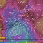 Hurricane Henri Outer Bands of Storm Reach New York